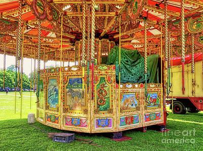 Photograph - All The Fun Of The Fair by Leigh Kemp