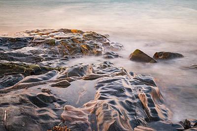 Photograph - Allens Pond Xviii Color by David Gordon