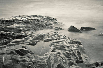 Photograph - Allens Pond Xviii Toned by David Gordon