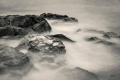 Photograph - Allens Pond Xxviii Toned by David Gordon