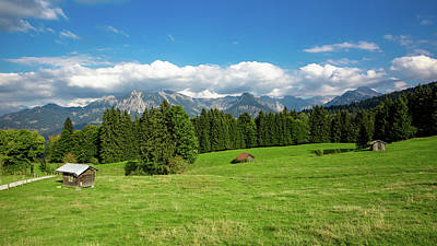 Photograph - Allgaeu by Andreas Levi