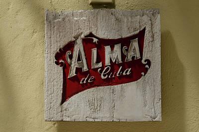 Photograph - Alma De Cuba by Bill Cannon