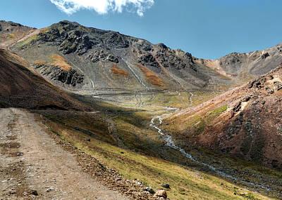 Photograph - Alpine Tundra by Jim Hill