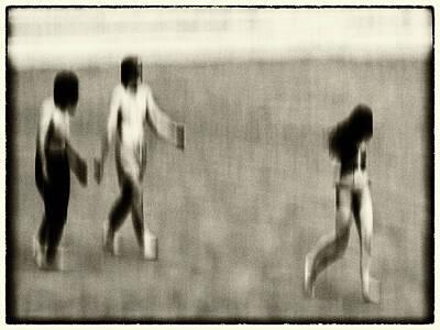 Photograph - Alsain Derriere Chlothilde by Jorg Becker