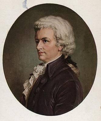 Amadeus Art Print by Hulton Archive