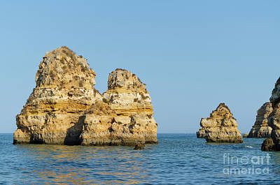 Photograph - Amado Beach Cliffs by Angelo DeVal