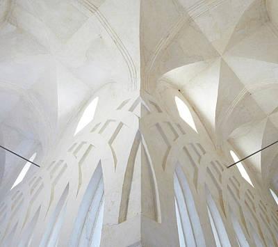 Photograph - Amalfi Monastery Cloister Chiostro Del by Rudi Sebastian