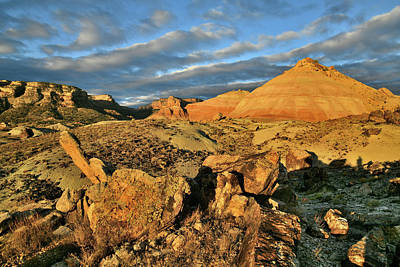 Photograph - Amazing Clouds Over Ruby Mountain And Colorado National Monument by Ray Mathis