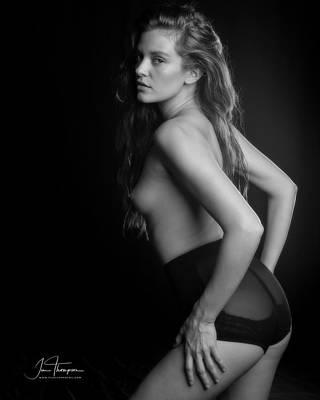 Photograph - Amber Revealing by Jim Thompson