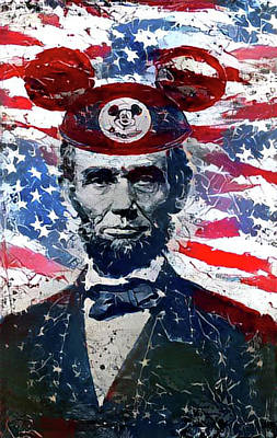 Photograph - America Is Already Great - Abraham Lincoln by Bill Cannon