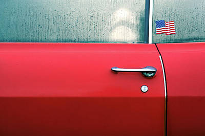 Photograph - American Automobile by Todd Klassy
