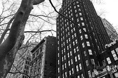 Photograph - American Radiator Building New York City by John Rizzuto