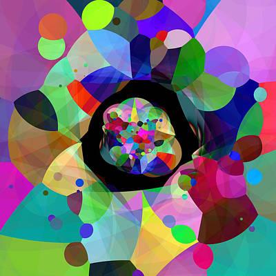 Digital Art - Ampolicent by Andrew Kotlinski