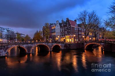 Photograph - Amsterdam by Hernan Bua