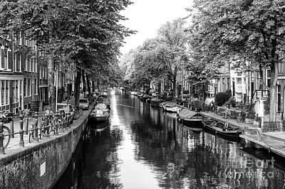 Photograph - Amsterdam Neighborhood by John Rizzuto