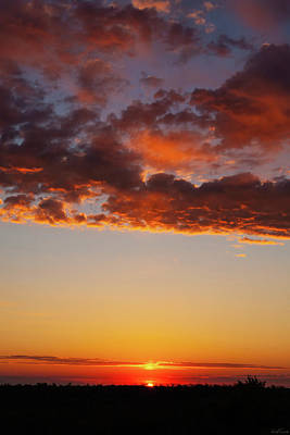 Photograph - An Oklahoma Sunsrise by Rick Furmanek