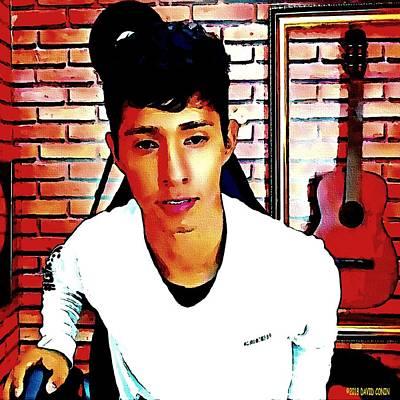 An Other Young Guitarist Original