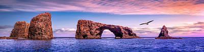Photograph - Anacapa Island Dawn by Endre Balogh