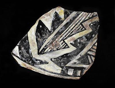 Painting - Anasazi Pot Shed by Jennifer Kelly