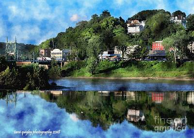 Photograph - And A River Runs Through It by Tami Quigley