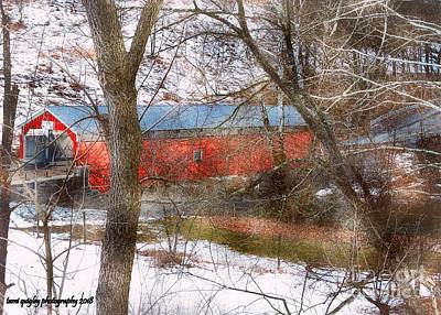 Photograph - And A Road Runs Through It by Tami Quigley