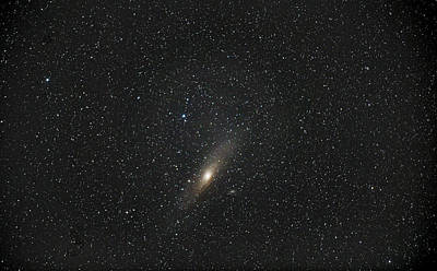 Photograph - Andromeda Galaxy by Mark Duehmig
