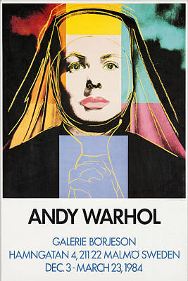 Photograph - Andy Warhol 9 by Andrew Fare