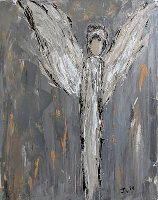 Painting - Angel For Animals by Jennifer Nease