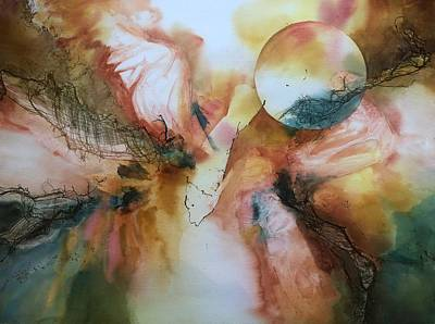 Painting - Angel Wings by Tara Moorman