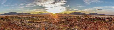 Photograph - Animas Valley Panorama by Lon Dittrick