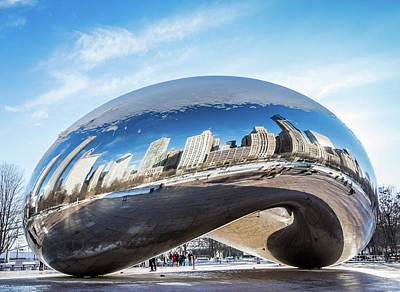 Photograph - Another Bean View by Framing Places