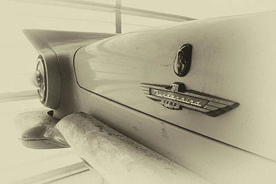 Photograph - Antique Classic Car Vintage Effect by Rick Veldman