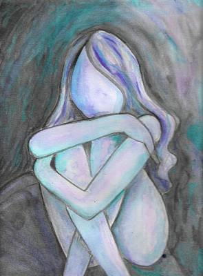 Steampunk - Anxiety  by Heather Burbridge