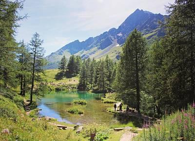Aosta Valley Italy Original