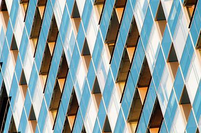 Photograph - Apartments, Melbourne Cbd, Victoria by Tom Cockrem