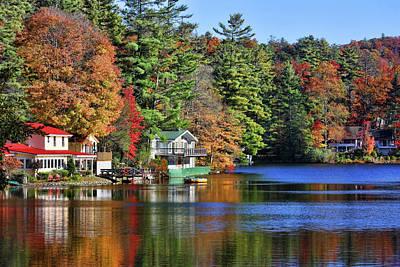Photograph - Appalachian Autumn by HH Photography of Florida