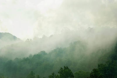 Photograph - Appalachian Mist by Jill Love
