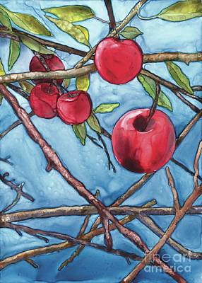 Apple Harvest Art Print