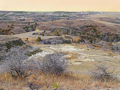 Photograph - April On The Great Plains by Cris Fulton