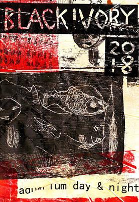 Relief - Aquarium Fish by Artist Dot