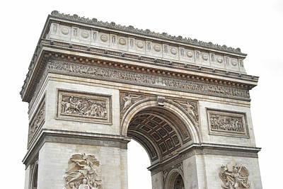 Photograph - Arc De Triomphe by JAMART Photography