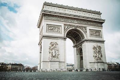 Arc De Triomphe Original