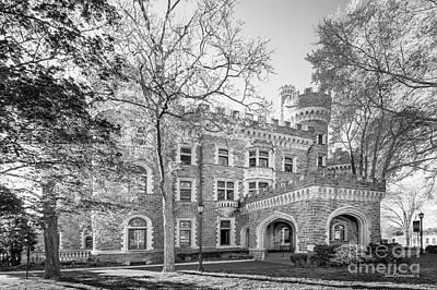 Photograph - Arcadia University Grey Towers Castle by University Icons