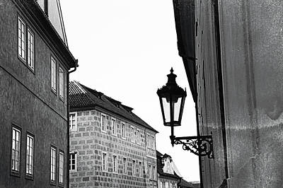 Photograph - Architecture Details Of Old Prague by Jenny Rainbow