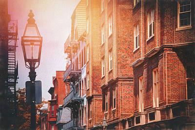 Southie Wall Art - Photograph - Architecture Of Boston Massachusetts by Carol Japp
