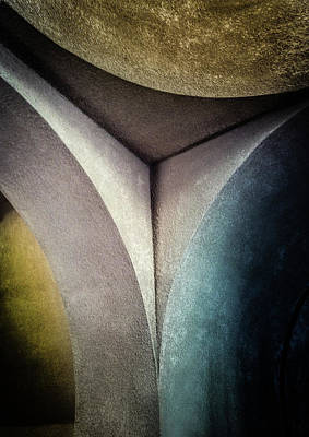 Photograph - Architecture Shapes by Juan Contreras
