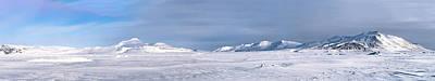 Photograph - Arctic Spring In Spitsbergen by Kai Mueller