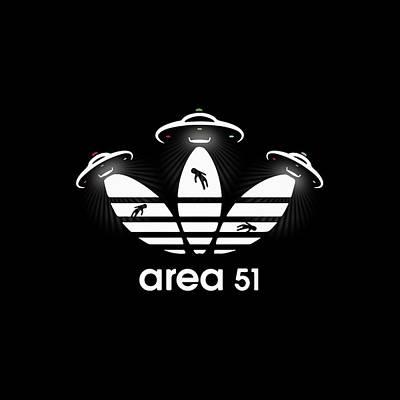 Vincent Van Gogh - Area 51 X Adidas by Capo Monte