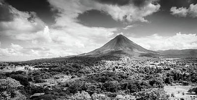 Arenal Photograph - Arenal Volcano, Costa Rica by Alexey Stiop