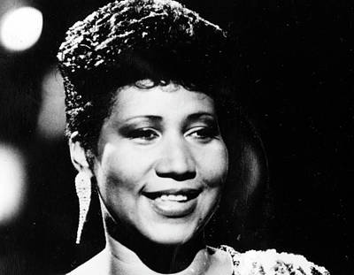 Photograph - Aretha Franklin by Afro Newspaper/gado